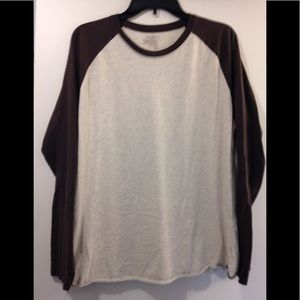 Old Navy long sleeve baseball t shirt